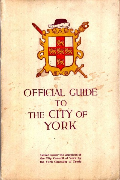 Image for Guide to the City of York