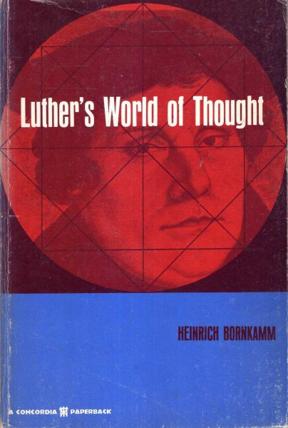 Image for Luther's World of Thought
