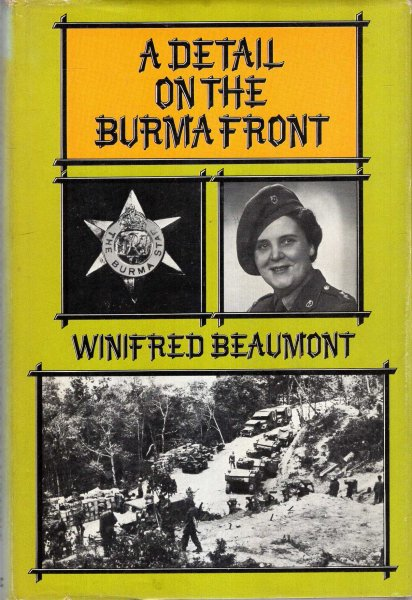 Image for Detail on the Burma Front