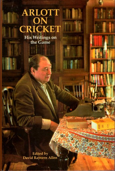 Image for Arlott On Cricket - His Writings on the Game