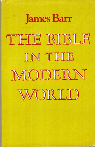 Image for The Bible in the Modern World