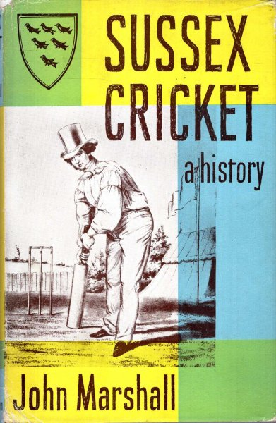 Image for Sussex Cricket - a history