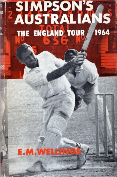 Image for Simpson's Australians - the England Tour of 1964