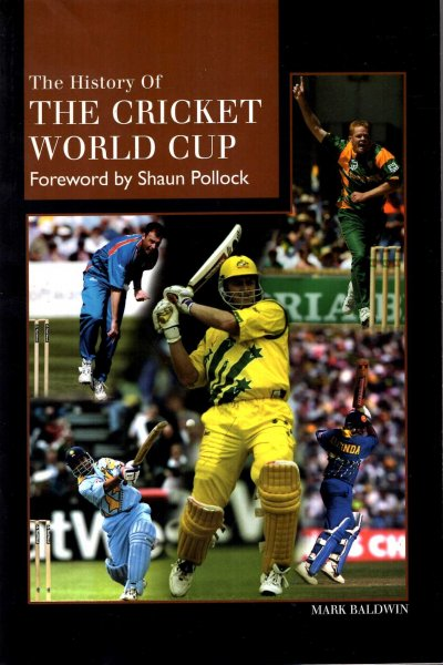 Image for The History of the Cricket World Cup