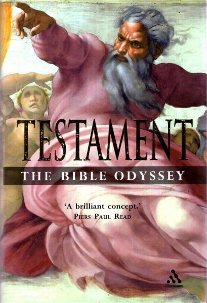 Image for Testament : The Bible Odyssey