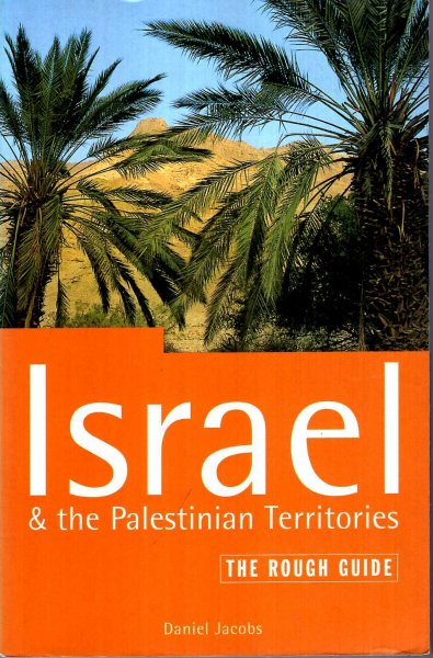Image for Israel and the Palestinian Territories : The Rough Guide