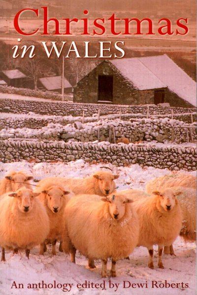 Image for Christmas in Wales, an anthology