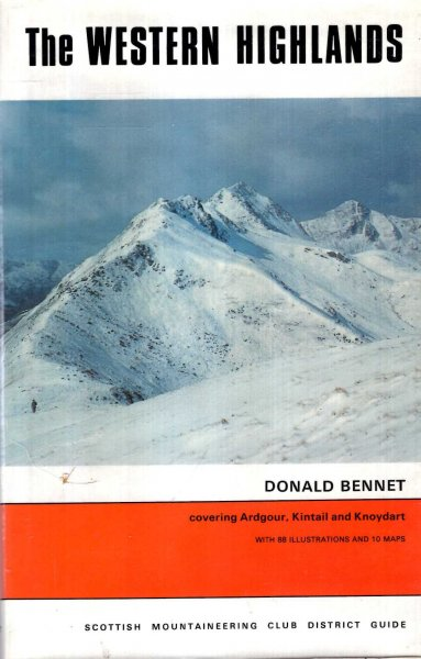 Image for Scottish Mountaineering Club District Guide Books : The Western Highlands