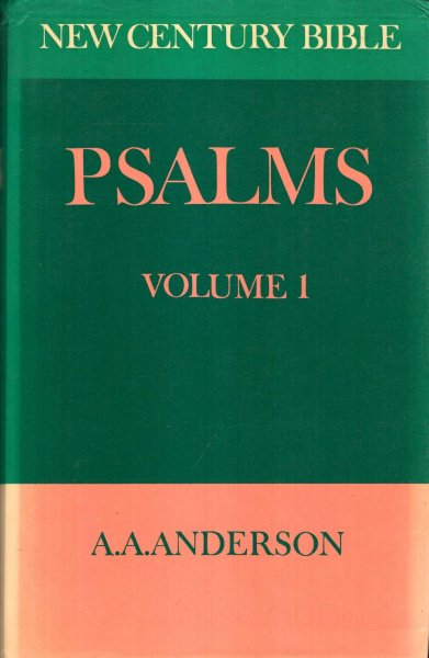 Image for The New Century Bible : Book of Psalms Volume 1. (1-72)
