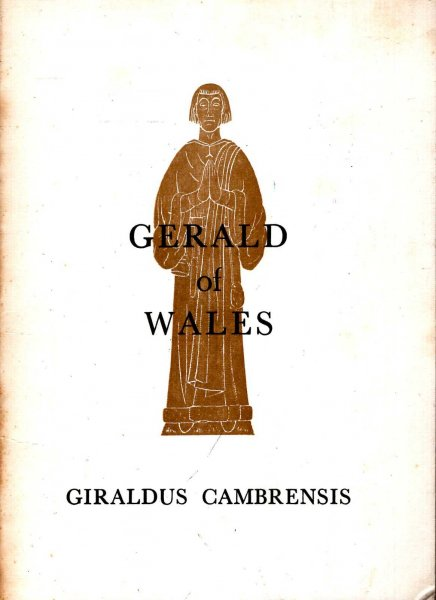 Image for Gerald of Wales
