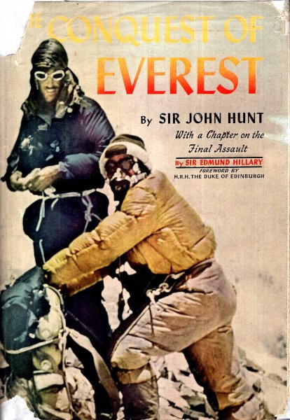 Image for The Conquest of Everest, with a chapter on the Final Assault