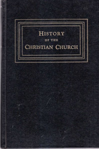 Image for History of the Christian Church: The Middle Ages AD 1294-1517