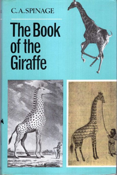 Image for The Book of the Giraffe