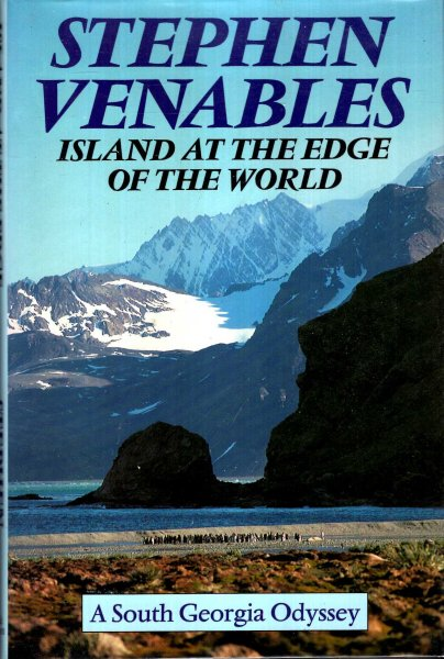 Image for Island at the Edge of the World, a South Georgia Odyssey