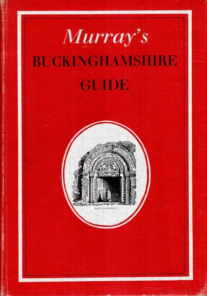 Image for Murray's Buckinghamshire - Architectural Guide