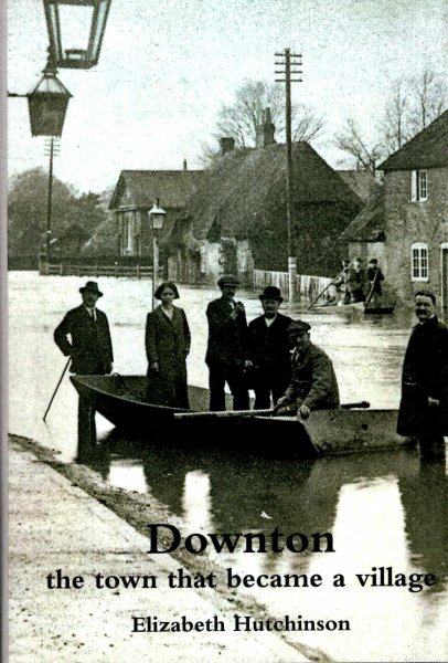 Image for Downton : The Town That Became a Village
