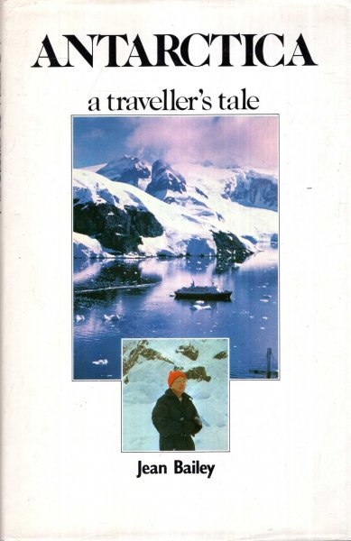 Image for Antarctica, a traveller's tale