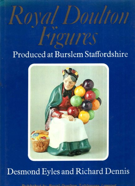 Image for Royal Doulton Figures Produced at Burslem, Staffordshire