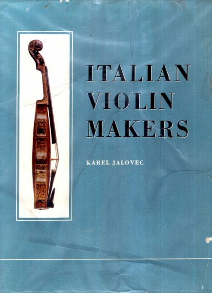 Image for Italian Violin Makers