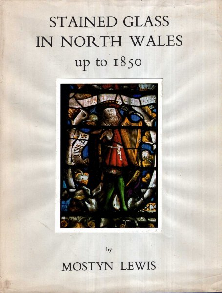 Image for Stained Glass in North Wales Up to 1850