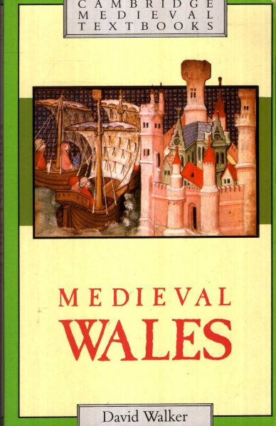 Image for Medieval Wales (Cambridge Medieval Textbooks)