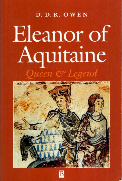 Image for Eleanor of Aquitaine : Queen and Legend