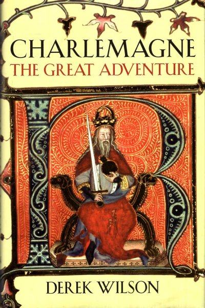 Image for Charlemagne : The Great Adventure