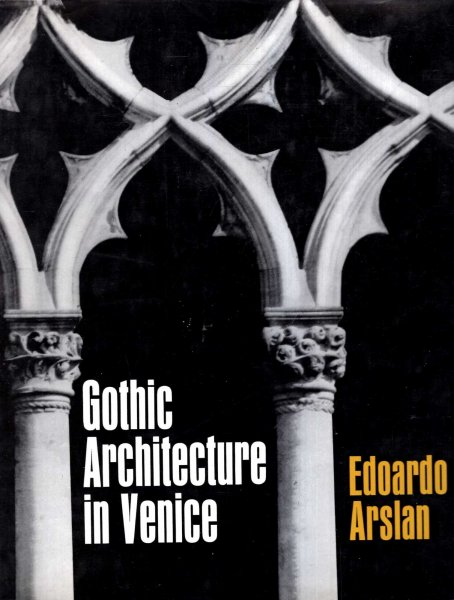 Image for Gothic Architecture in Venice