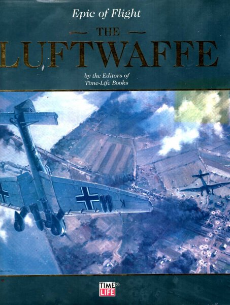 Image for The Luftwaffe (Epic of flight)