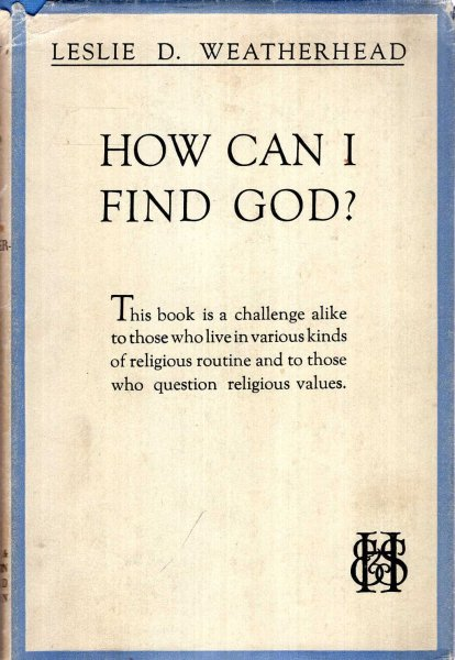 Image for How Can I Find God?