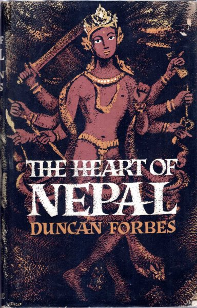 Image for The Heart of Nepal