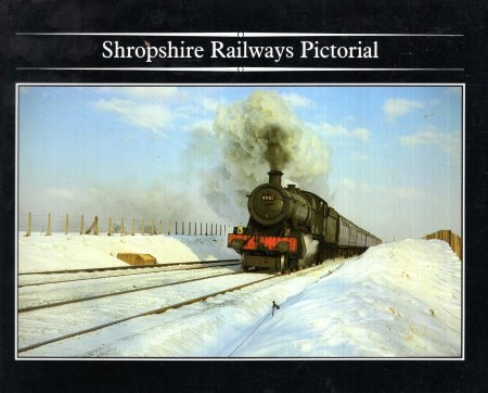 Image for Shropshire Railways Pictorial