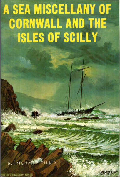 Image for A Sea Miscellany of Cornwall and the Isles of Scilly