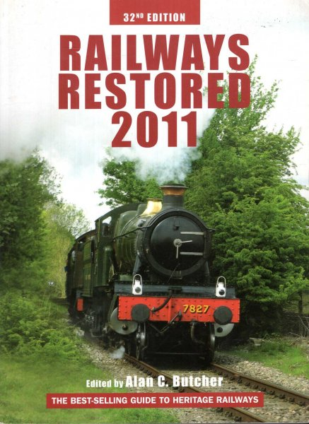 Image for Railways Restored 2011