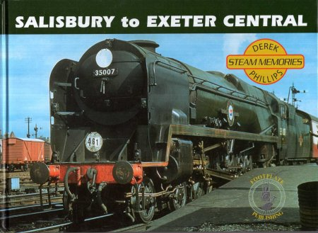 Image for Steam Memories Salisbury to Exeter Central