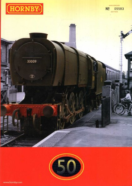 Image for Hornby -  Fiftieth Edition  : 00 Guage Model Railways & Accessories 2004