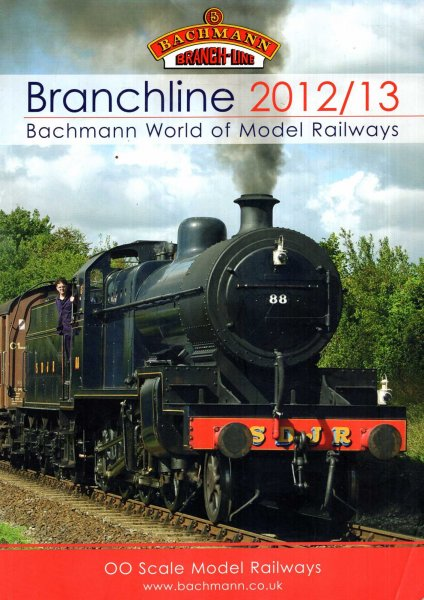 Image for Branchline 2012/13 : Brachmann World of Model Railways