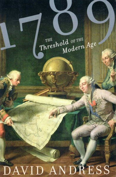 Image for 1789: The Threshold Of The Modern Age