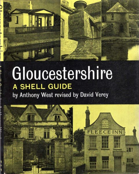 Image for Gloucestershire : A Shell Guide