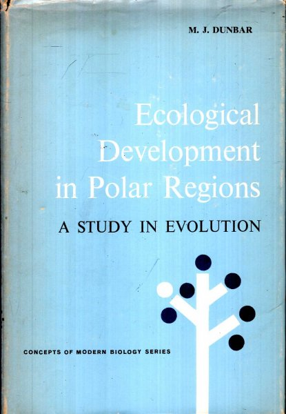 Image for Ecological Development in Ploar Regions - a study in evolution