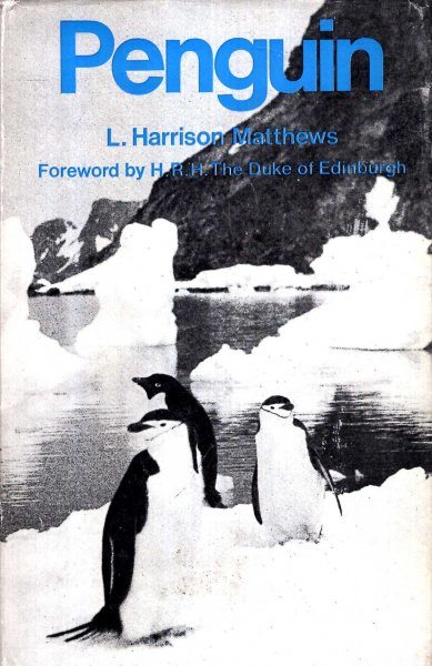 Image for Penguin : Adventures Among the Birds, Beasts and Whalers of the Far South
