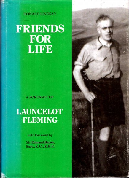 Image for Friends for life: a portrait of Launcelot Fleming