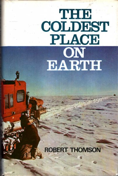 Image for The Coldest Place on Earth