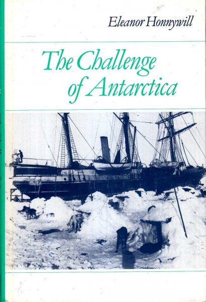 Image for The Challenge of Antarctica