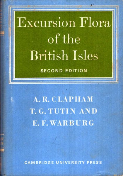 Image for Excursion Flora of the British Isles