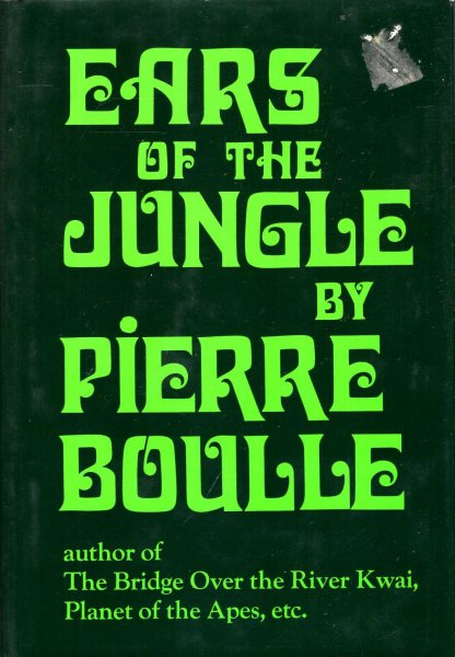 Image for Ears of the Jungle