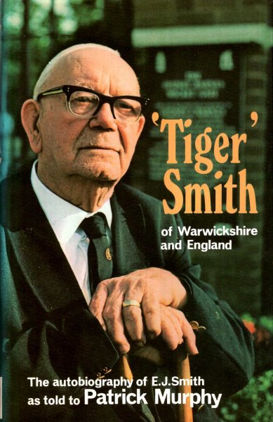 Image for Tiger Smith of Warwickshire and England
