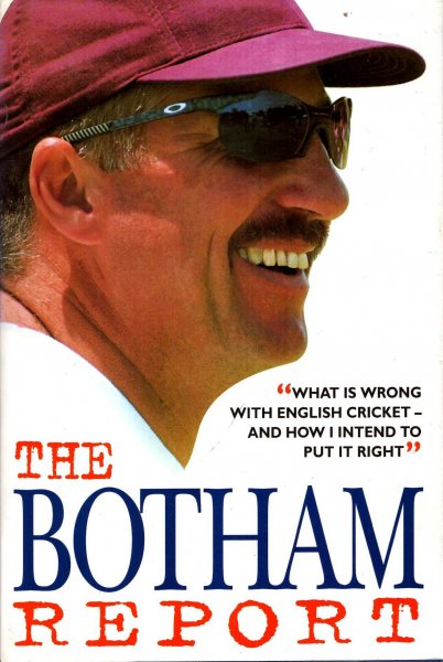 Image for The Botham Report