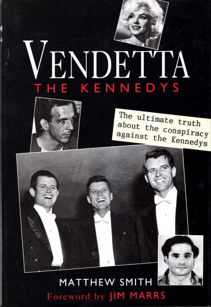 Image for Vendetta: The Kennedys
