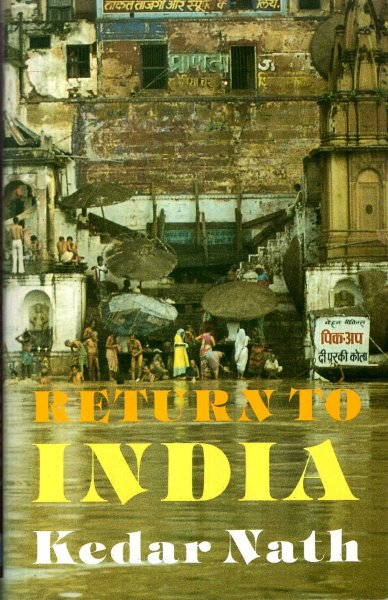 Image for Return to India